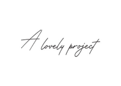 A lovely project
