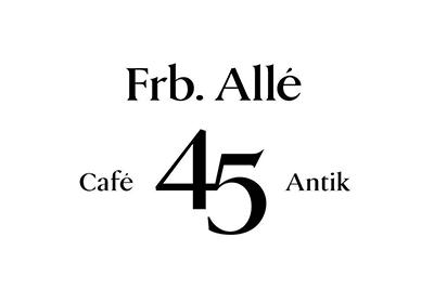 Frb. Allé 45 – Café & Antik