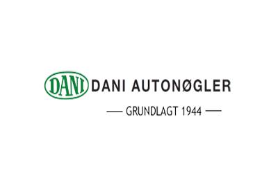 DANI AUTONØGLER