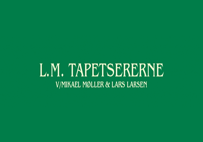 L.M. Tapetsererne