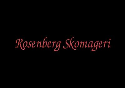 Rosenberg Skomageri