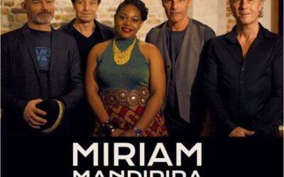MIRIAM MANDIPIRA & THE SOUL FAMILY – SPIL DANSK
